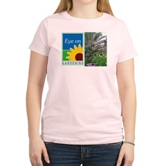 Eye on Gardening Tropical Plants Women's Light T-Shirt