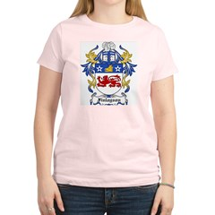 Finlayson Coat of Arms Women's Light T-Shirt