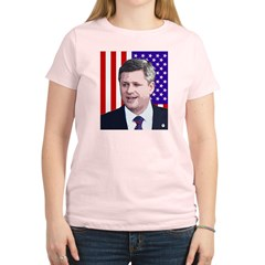 Pro American Stephen Harper Women's Light T-Shirt