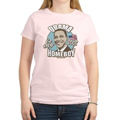 Obama is my Homeboy 2008 Women's Light T-Shirt