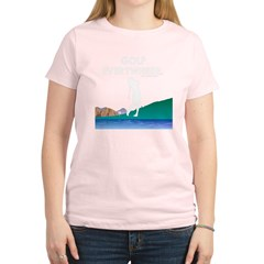 Golf Everywhere Women's Light T-Shirt