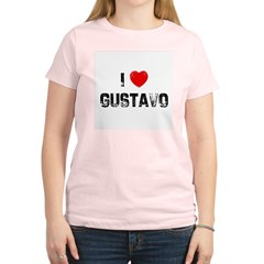 I * Gustavo Women's Light T-Shirt