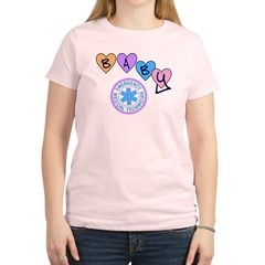 EMT Baby Women's Light T-Shirt