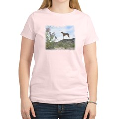 Desert Flower Sloughi Women's Light T-Shirt