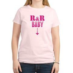 R&R Baby Women's Light T-Shirt