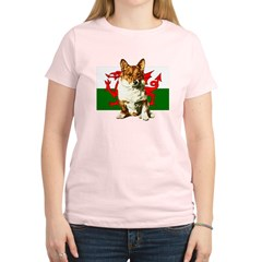 Welsh Corgi Women's Light T-Shirt