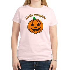 Little Pumpkin Women's Light T-Shirt