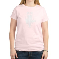 Tuxedo Women's Light T-Shirt