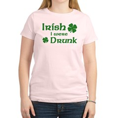 Irish I were Drunk Women's Light T-Shirt