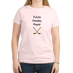 Future Hockey Player Women's Light T-Shirt