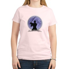 Samurai Spirit 1 Women's Light T-Shirt