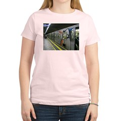 metro Women's Light T-Shirt