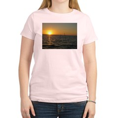Sunset Women's Light T-Shirt