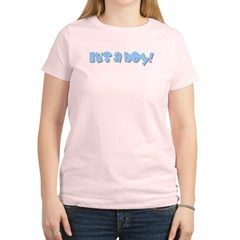 It's a boy Women's Light T-Shirt