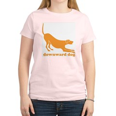 Downward Facing Dog Women's Light T-Shirt