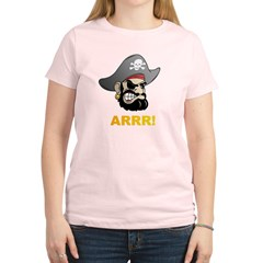 Arr Pirate Women's Light T-Shirt