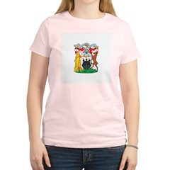 EDINBURGH Womens Women's Light T-Shirt