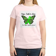 Non-Hodgkin's Hope Women's Light T-Shirt