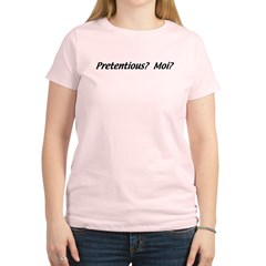 Pretentious Women's Light T-Shirt