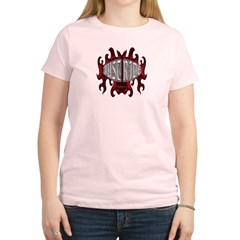 Biker T-shirt Just Ride Women's Light T-Shirt