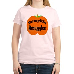 Pumpkin Smuggler Women's Light T-Shirt