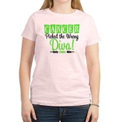 CancerWrongDiva Women's Light T-Shirt