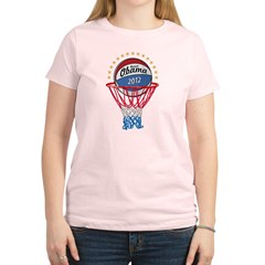 BASKETBALL SHIRT black Women's Light T-Shirt
