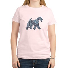 Paisley Kerry Women's Light T-Shirt