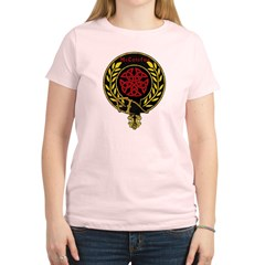 McLotofus Red Women's Light T-Shirt