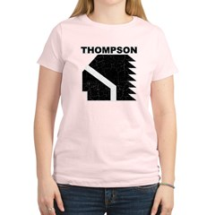 Thompson High Warriors Women's Light T-Shirt