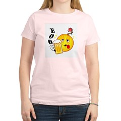 SMILEY EOD.jpg Women's Light T-Shirt