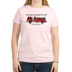 GreatBigFireTruck Women's Light T-Shirt