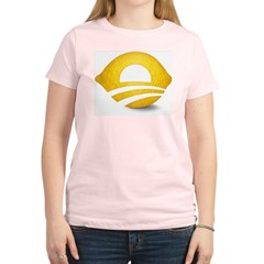 Lemon Presiden Women's Light T-Shirt