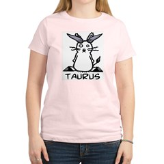 Taurus Women's Light T-Shirt