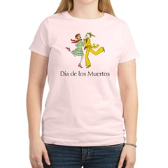 Dia de los Muertos Women's Light T-Shirt