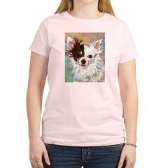 NipperPiesArt.JPG Women's Light T-Shirt