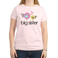 MASTER whimsy birds front no personalization Women's Light T-Shirt
