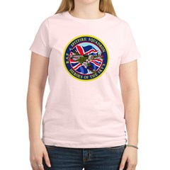 SPITFIRE w.UK flag Women's Light T-Shirt