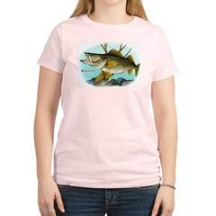Walleye Women's Light T-Shirt