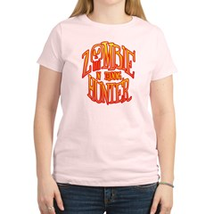 Zombie Hunter In Training Women's Light T-Shirt