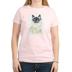 Birman Beauty #2 Women's Light T-Shirt
