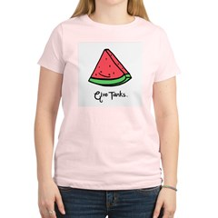 Give Tanks - Women's Watermelon Women's Light T-Shirt