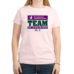 Team in Training - 26.2 Women's Light T-Shirt