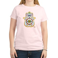 Hamsa Women's Light T-Shirt