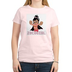 zoco girl01 Women's Light T-Shirt