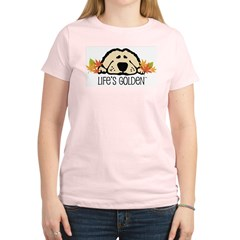 Life's Golden Fall Women's Light T-Shirt
