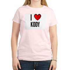 I LOVE KODY Women's Light T-Shirt