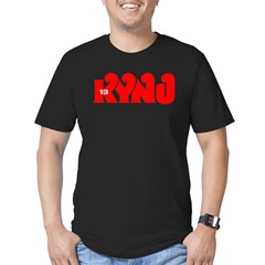 KYNO Fresno '68 - Men's Fitted T-Shirt (dark)