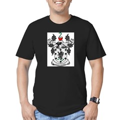 O'GALLAGHER Coat of Arms Men's Fitted T-Shirt (dark)