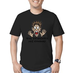 Funny Teacher Gifts Men's Fitted T-Shirt (dark)